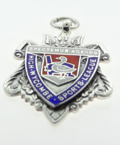silver sports medal 1939
