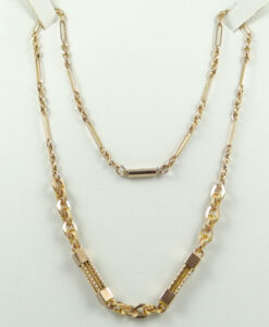 Rose Gold Collarette Necklace