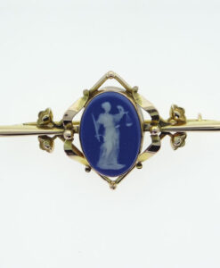 wedgewood brooch
