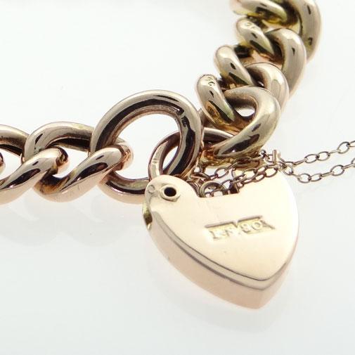 Antique Rose Gold Bracelets UK Online
