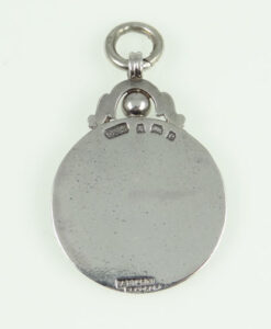 manchester football medal
