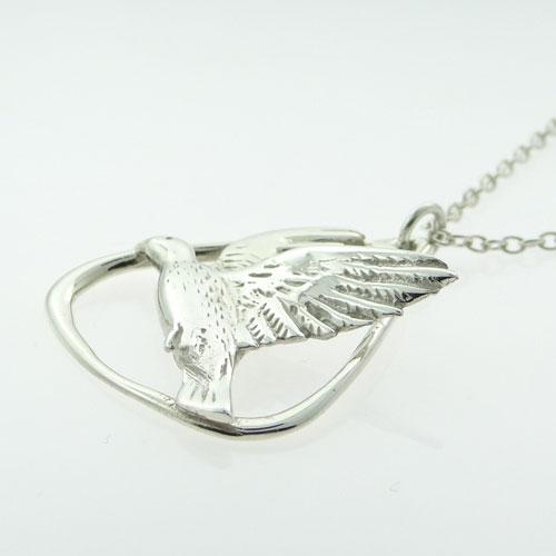 Magnus Maximus Designs Bird Pendant