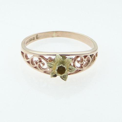 Cymru Daffodil Ring