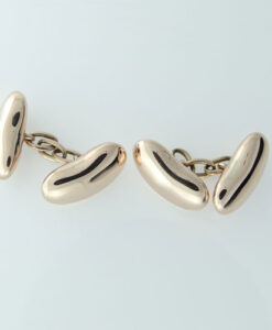 Antique Bean Cufflinks