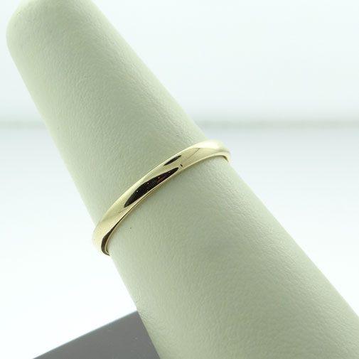 Vintage Wedding Band Ring