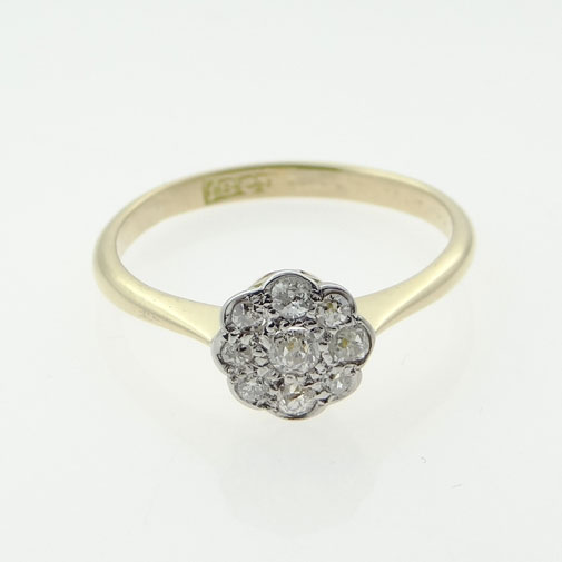 Gold Diamond Rings Unusual Engagement Rings Jewellery Online Uk
