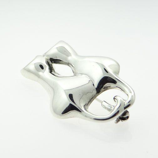 Silver Cat jewelry