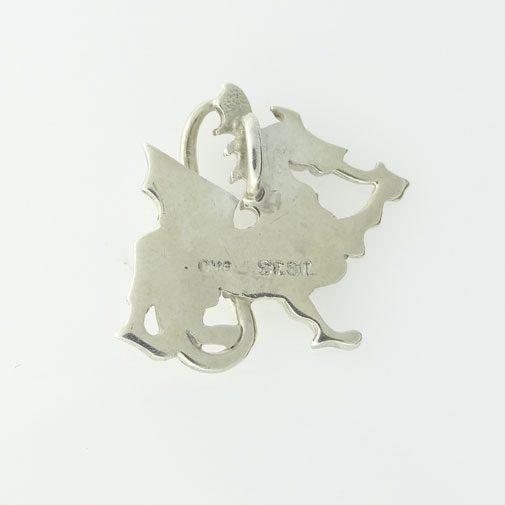 Ola Gorie Maeshowe Dragon Pendant