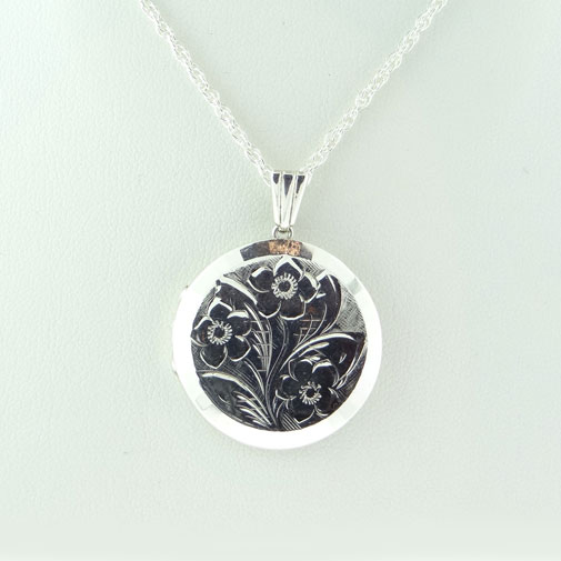 Antique jewellery uk antique jewellery manchester the jewellery georg jensen silver locket and chain aloadofball Choice Image