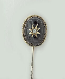 Gold Almandene Garnet Stick