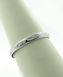 Platinum Wedding Band Ring
