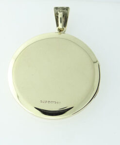 Georg Jensen Engraved Locket