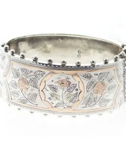 Victorian Engraved Bangle