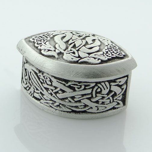Celtic Style Wee Box by Wee Boxes
