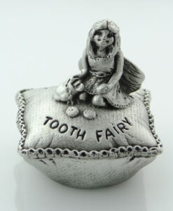 Pewter My Little Tooth Fairy Box by Wee Boxes