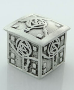 Square Mackintosh Wee Box by Wee Boxes