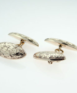 Antique 9ct Gold Cufflinks