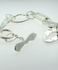 Vintage Sterling Silver Bracelet