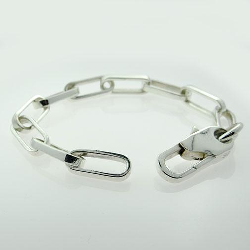 Gents Silver Bracelet