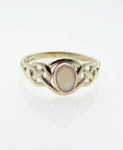 Clogau Opal gold Ring