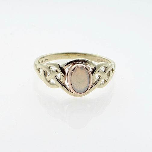 Clogau Opal gold Ring