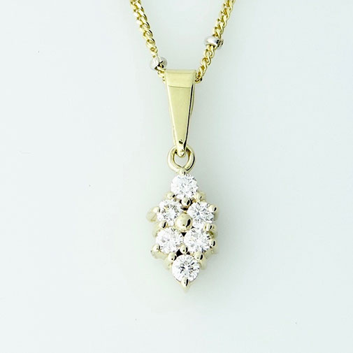 Diamond Pendants Online