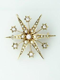 Antique Brooch Jewellery Uk