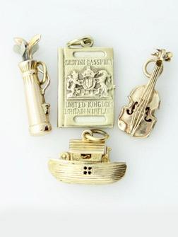 Antique Charms Jewellery Uk