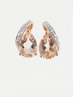 Rose Gold Earrings online
