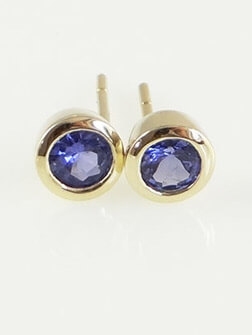 Yellow Gold Earrings Jewellery Uk